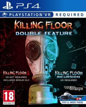 Copertina del gioco Killing Floor: Double Feature per PlayStation 4