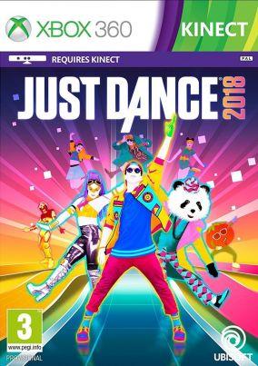 Immagine della copertina del gioco Just Dance 2018 per Xbox 360