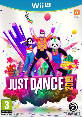 Copertina del gioco Just Dance 2019 per Nintendo Wii U