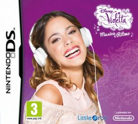 Copertina del gioco Violetta: Musica e Ritmo per Nintendo DS