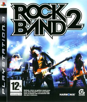 Copertina del gioco Rock Band 2 per PlayStation 3
