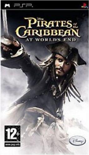 Immagine della copertina del gioco Pirati dei Caraibi: Ai confini del Mondo per PlayStation PSP