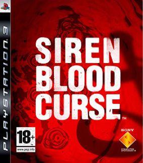 Copertina del gioco Siren: Blood Curse per PlayStation 3