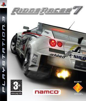 Copertina del gioco Ridge Racer 7 per PlayStation 3