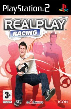 Copertina del gioco RealPlay Racing per PlayStation 2
