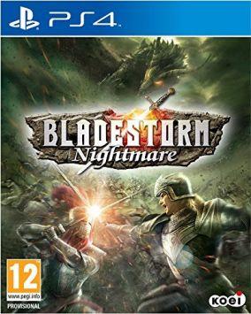 Immagine della copertina del gioco Bladestorm: Nightmare per PlayStation 4