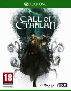 Immagine della copertina del gioco Call of Cthulhu per Xbox One