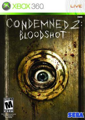 Copertina del gioco Condemned 2: Bloodshot per Xbox 360