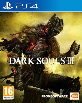 Immagine della copertina del gioco Dark Souls III per Playstation 4
