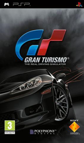Immagine della copertina del gioco Gran Turismo per PlayStation PSP