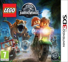 Immagine della copertina del gioco LEGO Jurassic World per Nintendo 3DS