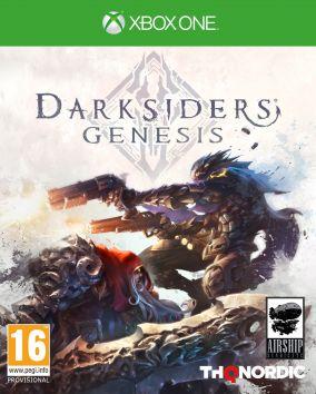 Copertina del gioco Darksiders Genesis per Xbox One