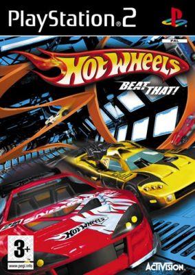 Copertina del gioco Hot Wheels Beat That! per PlayStation 2