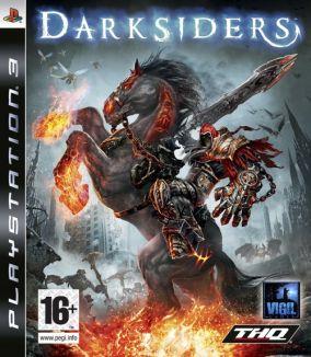 Immagine della copertina del gioco Darksiders per PlayStation 3