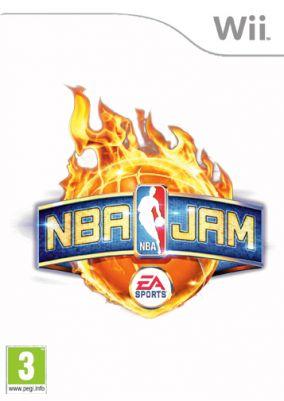 Immagine della copertina del gioco NBA Jam per Nintendo Wii
