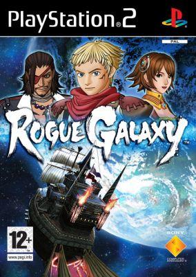 Immagine della copertina del gioco Rogue Galaxy per PlayStation 2