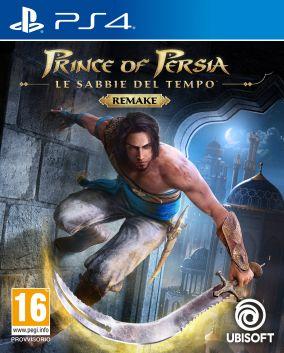 Immagine della copertina del gioco Prince of Persia: Le Sabbie del Tempo Remake per PlayStation 4