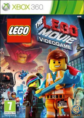 Copertina del gioco The LEGO Movie Videogame per Xbox 360