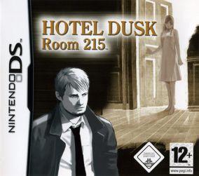 Immagine della copertina del gioco Hotel Dusk: Room 215 per Nintendo DS