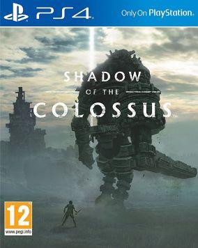 Immagine della copertina del gioco Shadow Of The Colossus per PlayStation 4