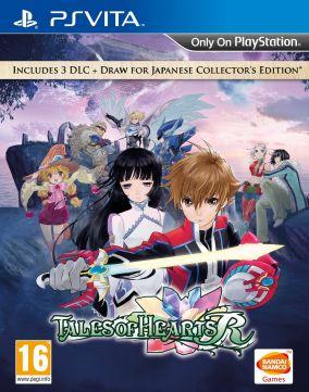 Copertina del gioco Tales of Hearts R per PSVITA