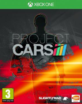 Immagine della copertina del gioco Project CARS per Xbox One