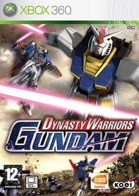 Copertina del gioco Dynasty Warriors: Gundam per Xbox 360