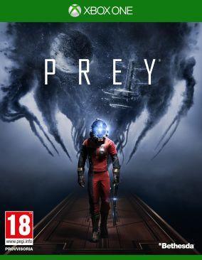 Immagine della copertina del gioco Prey per Xbox One