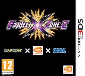 Copertina del gioco Project X Zone 2 per Nintendo 3DS