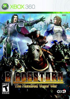 Copertina del gioco Bladestorm: La Guerra dei 100 Anni per Xbox 360