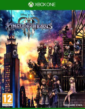 Immagine della copertina del gioco Kingdom Hearts 3 per Xbox One
