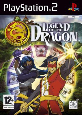 Copertina del gioco Legend of the Dragon per PlayStation 2