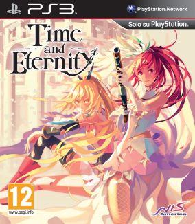 Copertina del gioco Time and Eternity per PlayStation 3