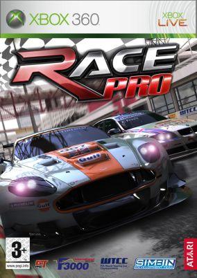 Copertina del gioco RACE Pro per Xbox 360