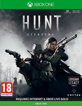 Copertina del gioco Hunt: Showdown per Xbox One