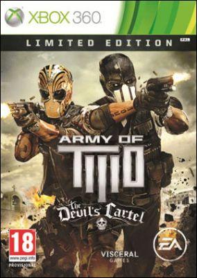 Immagine della copertina del gioco Army of Two: The Devil's Cartel per Xbox 360