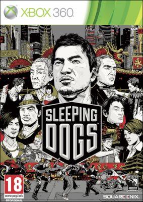 Copertina del gioco Sleeping Dogs per Xbox 360
