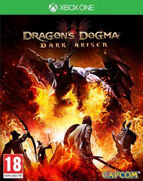 Immagine della copertina del gioco Dragon's Dogma: Dark Arisen per Xbox One