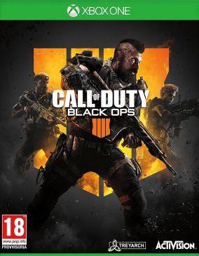 Immagine della copertina del gioco Call of Duty Black Ops 4 per Xbox One