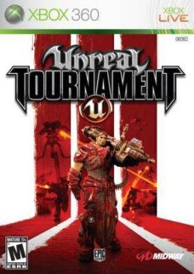Copertina del gioco Unreal Tournament 3 per Xbox 360