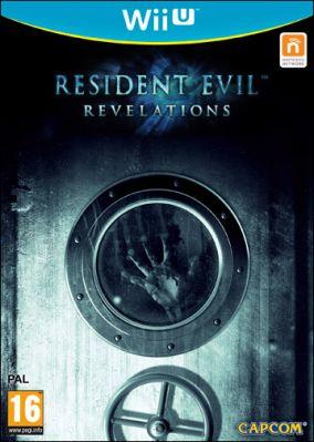Immagine della copertina del gioco Resident Evil: Revelations per Nintendo Wii U