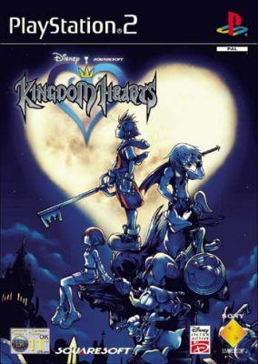 Immagine della copertina del gioco Kingdom Hearts per PlayStation 2