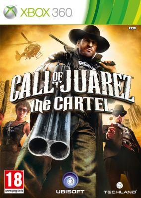 Copertina del gioco Call of Juarez: The Cartel per Xbox 360