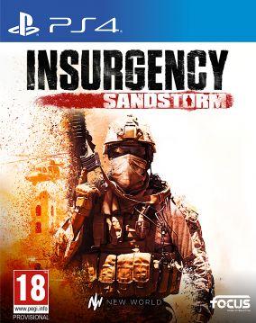Copertina del gioco Insurgency: Sandstorm per PlayStation 4