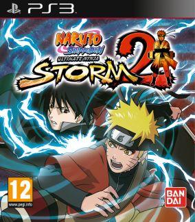 Copertina del gioco Naruto Shippuden: Ultimate Ninja Storm 2 per PlayStation 3