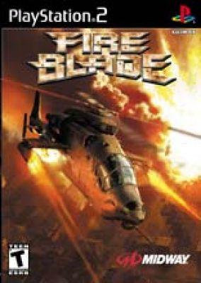 Copertina del gioco Fire blade per PlayStation 2