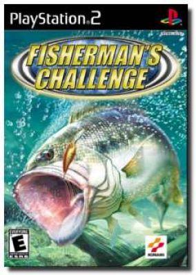 Copertina del gioco Fisherman Challenge per PlayStation 2