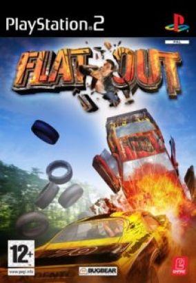Copertina del gioco Flat Out per PlayStation 2
