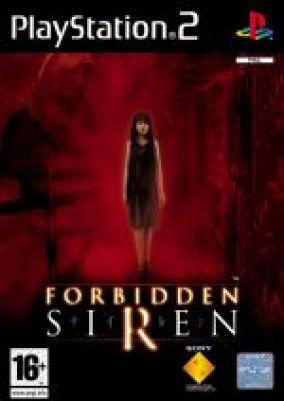 Copertina del gioco Forbidden Siren per PlayStation 2