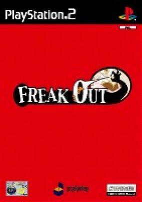 Immagine della copertina del gioco Freak out per PlayStation 2
